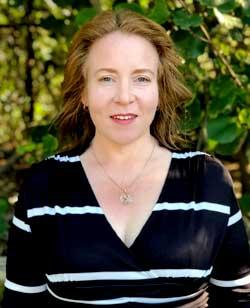 Photo of Sarah Bevan
